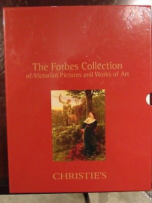 The Forbes Collection Of Victorian Pictures And Works Of Art Christies Catalogue