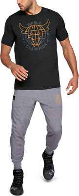 UNDER ARMOUR UOMO x Project The Rock All Day Hustle Doppia a