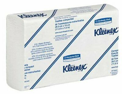 Paper Towel Kleenex C-Fold 10.125 X 13.15 Inch #01500 Case of 2400 - 2 PACK