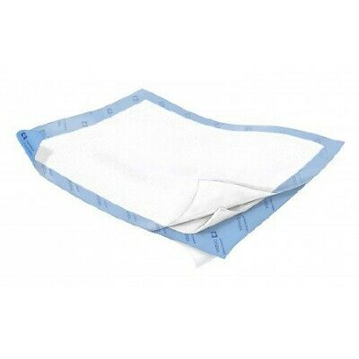 Underpad Wings 30 X 36 Inch Fluff / Polymer Heavy Absorbency 5 Cases of 40