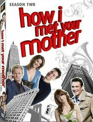 HOW I MET YOUR MOTHER - Season 2 (DVD, 2007, 3-Disc Set) BRAND NEW