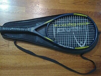 HEAD INTELLIGENCE i.X11 OVERSIZE 4 1/4 or 4 3/8 TENNIS RACQUET WITH CASE