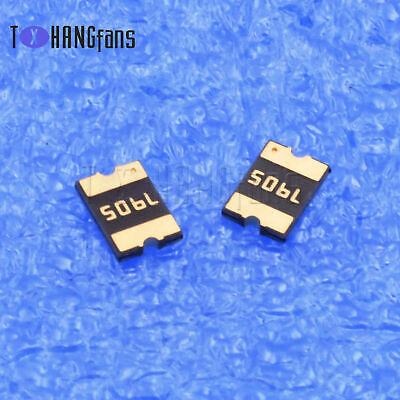 10PCS/50PCS 1812 SMD PPTC Resettable Fuse 15V 0.5A Self-recover MF-MSMF050-2