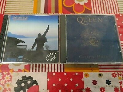 Queen cd Greatest Hits II,Made In Heaven