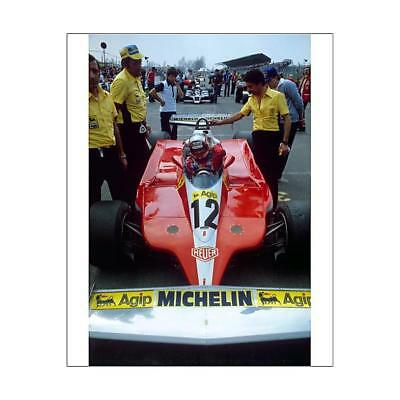"10""x8"" (25x20cm) Print Formula One Motor Racing - British Grand P..."