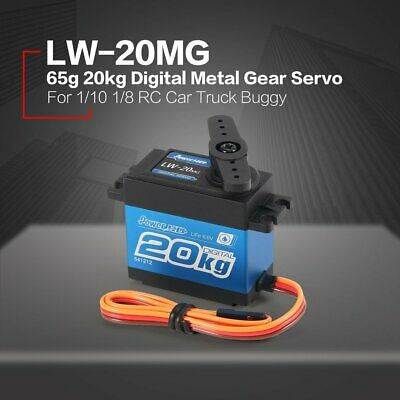 POWER HD LW-20MG Waterproof High-Torque Digital Servo 20kg/60g for Cars AirplaG5