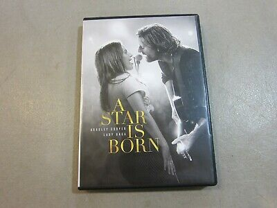A Star Is Born (2018, DVD) VERY GOOD - FREE SHIPPING