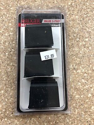 Ruger 10-22 Magazines 3 Pack