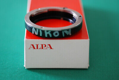 1 Alpa Bag For Nikon Mount