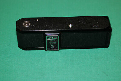 Nikon Auto Winder Aw-1 For Nikkormat El, Like New