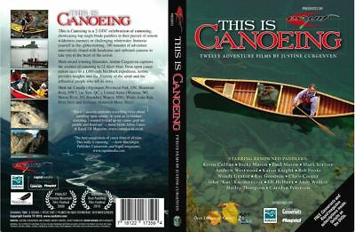 This is Canoeing DVD