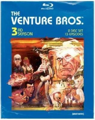 The Venture Bros.: Season Three [Blu-ray Blu-ray