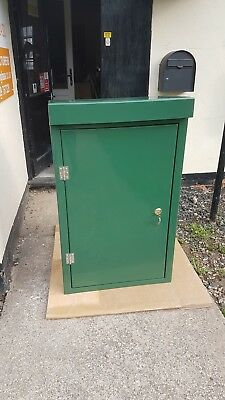 2xElectric Kiosk .Housing .Meter Box. Cabinets , Enclosure , GRP 750xD400xH1250.
