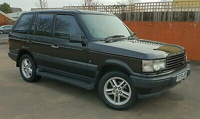 2001 Land Rover Range Rover P38 2.5 Dhse