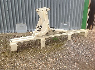 ROD/ PIPE RACK HYDRAULIC POWER DRILLING RIG ETC UP TO 3M PIPES 316cmx36cmx134cm