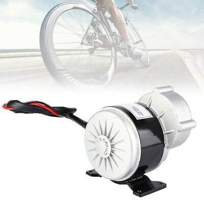 Bicycle Modified Parts 24V 250W Metal Gear Reduction Motor Bike Reduction Motor