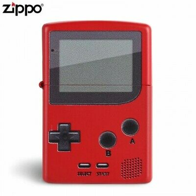 Red Brick Game Model Zippo Lighter - AU Shipping
