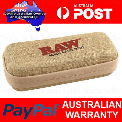 Raw Rolling Papers Smoking Wallet Stylish Case For Cones Smokes Lighter