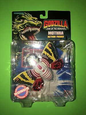 Godzilla King Of The Monsters Mothra Action Figure Trendmasters 1994!
