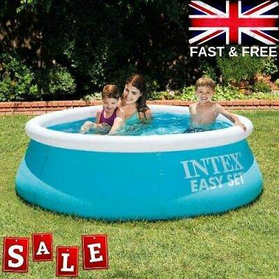 INTEX – COLLAPSIBLE Swimming Pool, 366 x 76 cm, 6.503 L (28710NP ...