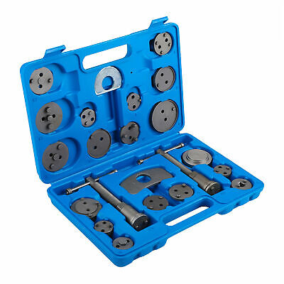 Heavy Duty Disc Brake Caliper Tool Set and Wind Back Kit 22pcs