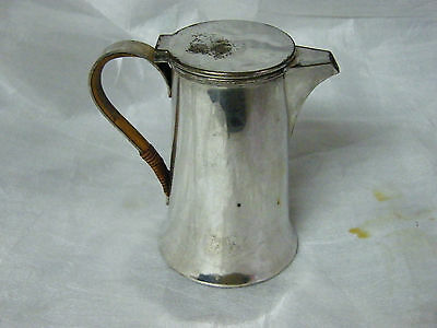 Vintage Silver Plated COFFEE POT / Water Jug 5.1inTall367gms