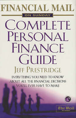 Fmos Complete Personal Finance Guide (Financial Mail on Sunday), Prestridge, Jef