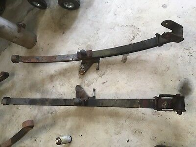 Iveco/Cargo O/S Front Springs
