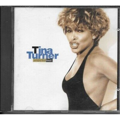 Tina Turner - Simply the Best (1991) 18 Tracks on Capitol Records.