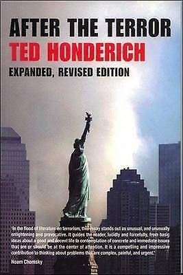 After the Terror, Honderich, Ted, Very Good Book
