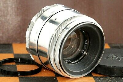 Selver Helios 44 2/58mm, 8 blades M39/M42 for SLR MMZ Zenit Nikon Sony Canon