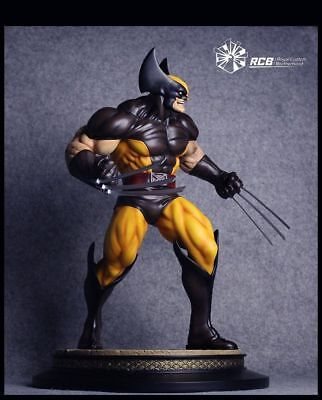 WOLVERINE Statue Sculpted by Erick SOSA Brown RCB 1/4 Scale Custom X-Men Marvel