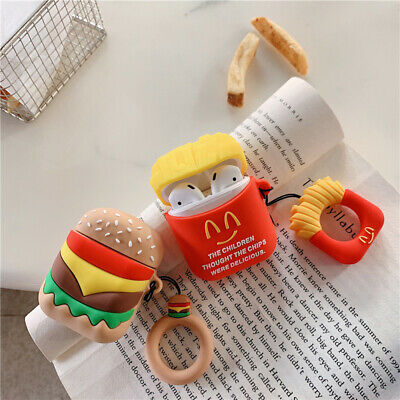 Case for Apple AirPods Charging Case Cute Cartoon Character Donald Cover Skin