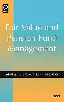 Fair Value and Pension Fund Management by Emerald Publishing Limited...