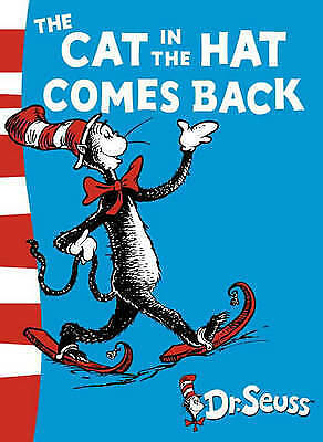 The Cat in the Hat Comes Back (Dr Seuss) NEW (Paperback) Children's Book
