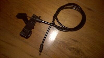 PIAGGIO X8 125 cc ** FUEL FLAP CATCH & CABLE ** 2004 - 2007