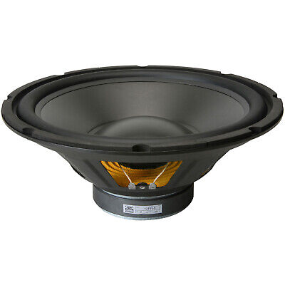 """GRS 12PR-8 12"""" Poly Cone Rubber Surround Woofer"""