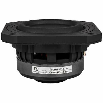 "Tang Band W3-2108 3-1/2"" RBM Micro Subwoofer"
