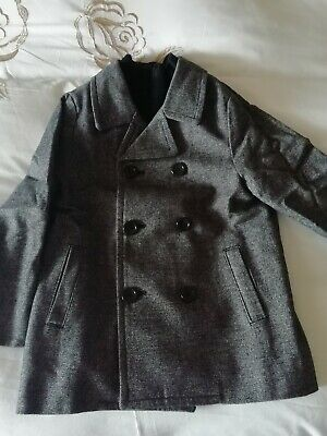 Double Breasted Boys Coat - 5 years