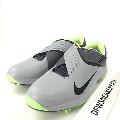 check out a1db3 1c545 Nike TW  17 Men s 9.5 Golf Shoes 880955 002 Grey Volt New Tiger Woods