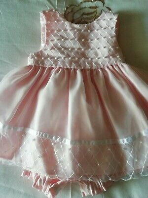 Brand new Baby girl dress size 6 months