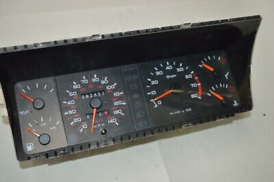 Peugeot 205 Gti Instrument Cluster Clocks
