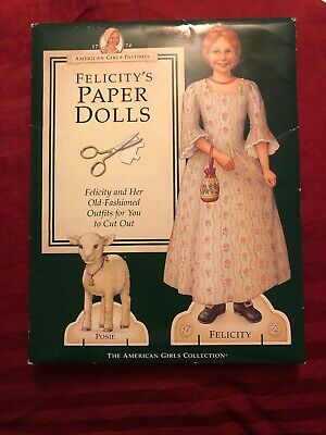 Dolls Felicity Colonial Underwear Set Lamb Silver Choc Pot 7 Outfits Sampler Book