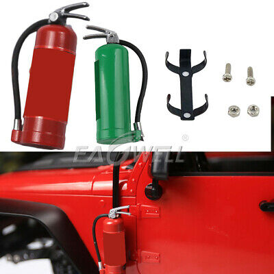1:10 SCALE RC Crawler Accessory Parts Fire Extinguisher For Axial