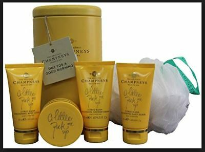 Champneys Time for a Good Morning Gift Set 5 Items - NEW