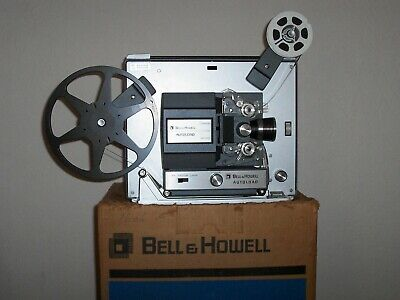 VINTAGE LOT OF 9 Bell & Howell Boxes Of 50 Auto 8 Movie