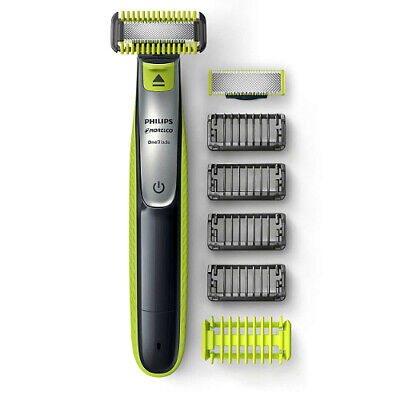 Norelco QP2630/70 OneBlade Face + Body Hybrid Electric Trimmer And Shaver