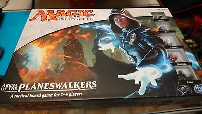 Hasbro Magic The Gathering Arena Of The Planes Walkers -  Factory Sealed