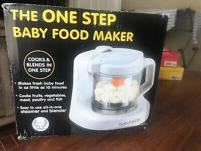 Baby Brezza One Step Baby Food Maker. New! $60