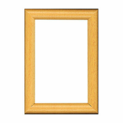 Wood Frame for Displaying Needlecraft Items | Natural | 8 x 12cm